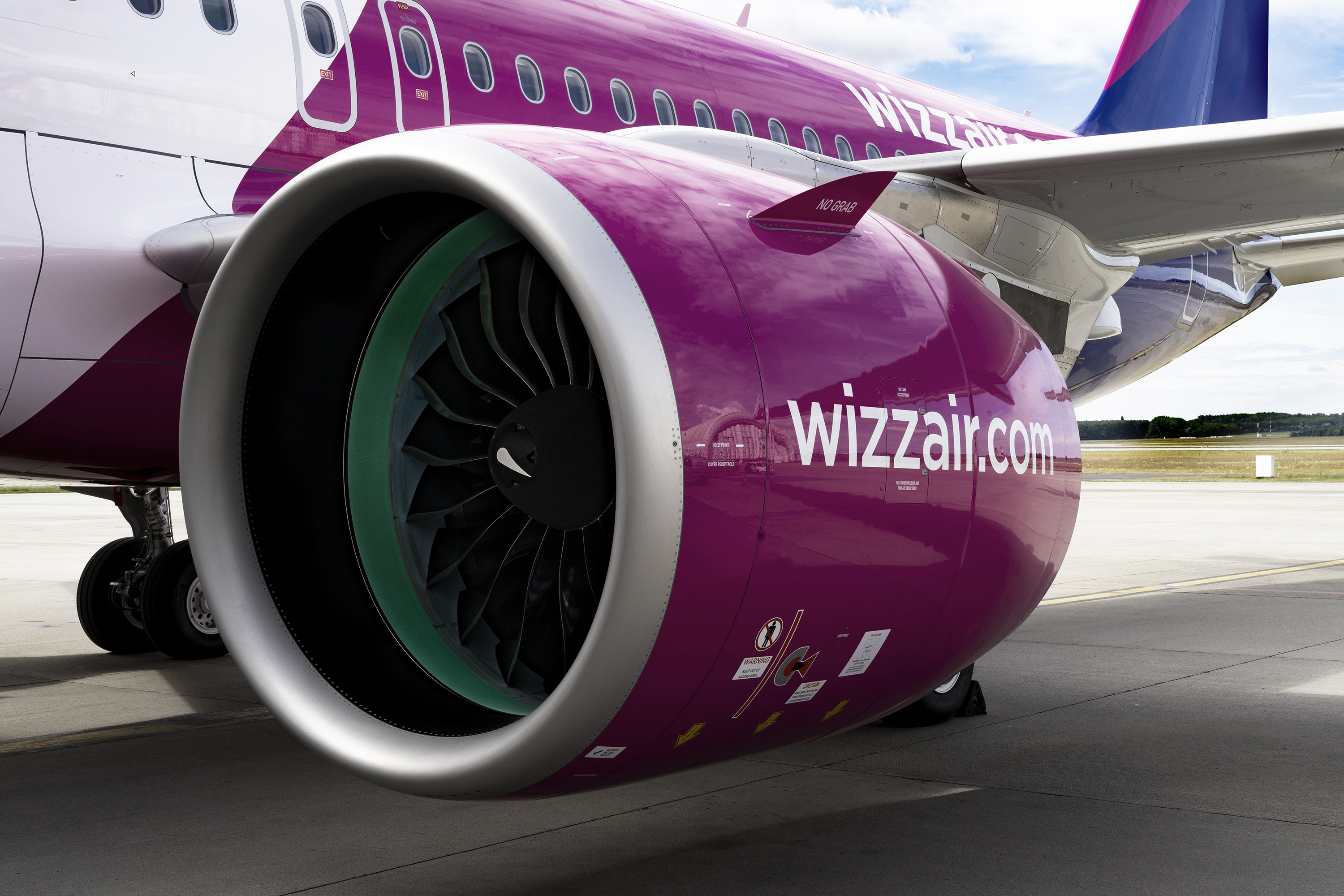 Wizz Air develops new fuel saving initiatives to reduce emissions