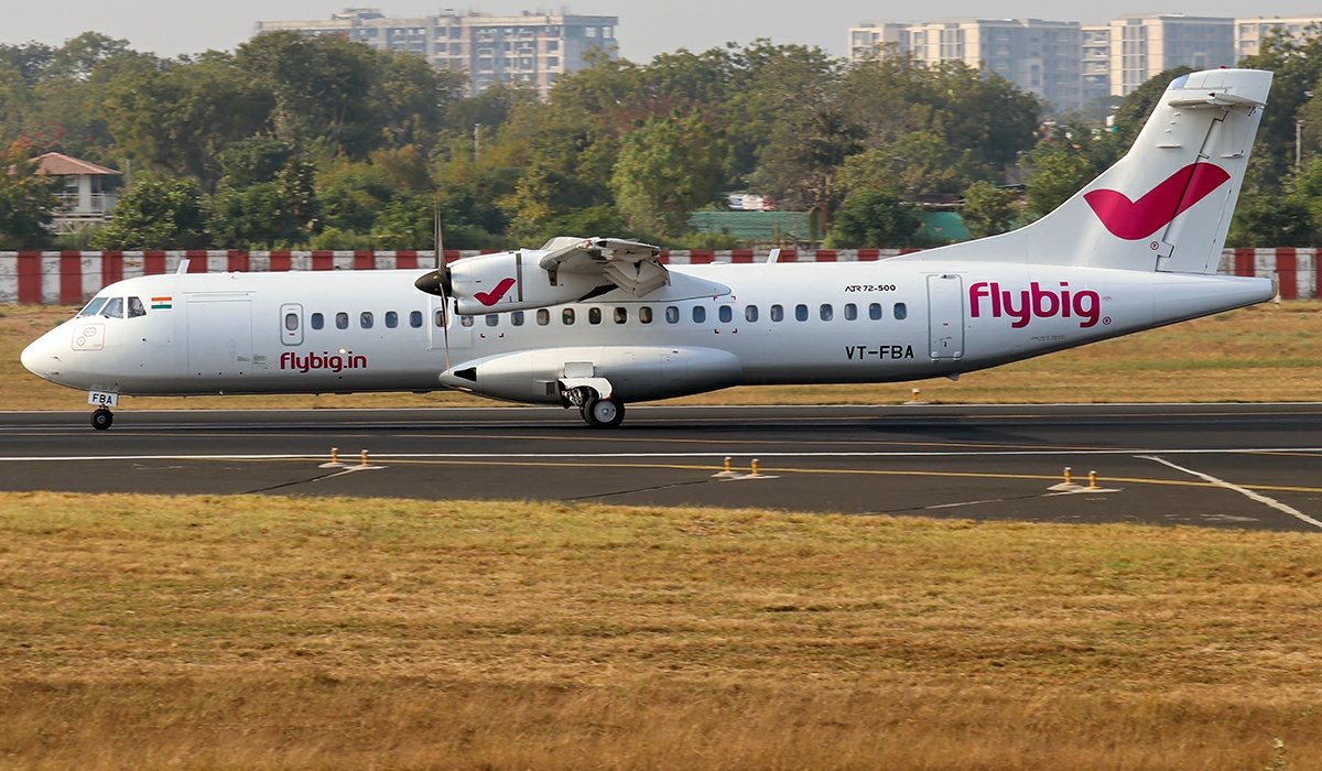 Flybig, India's regional airline adopts ARMS® software suite for digitalised operations