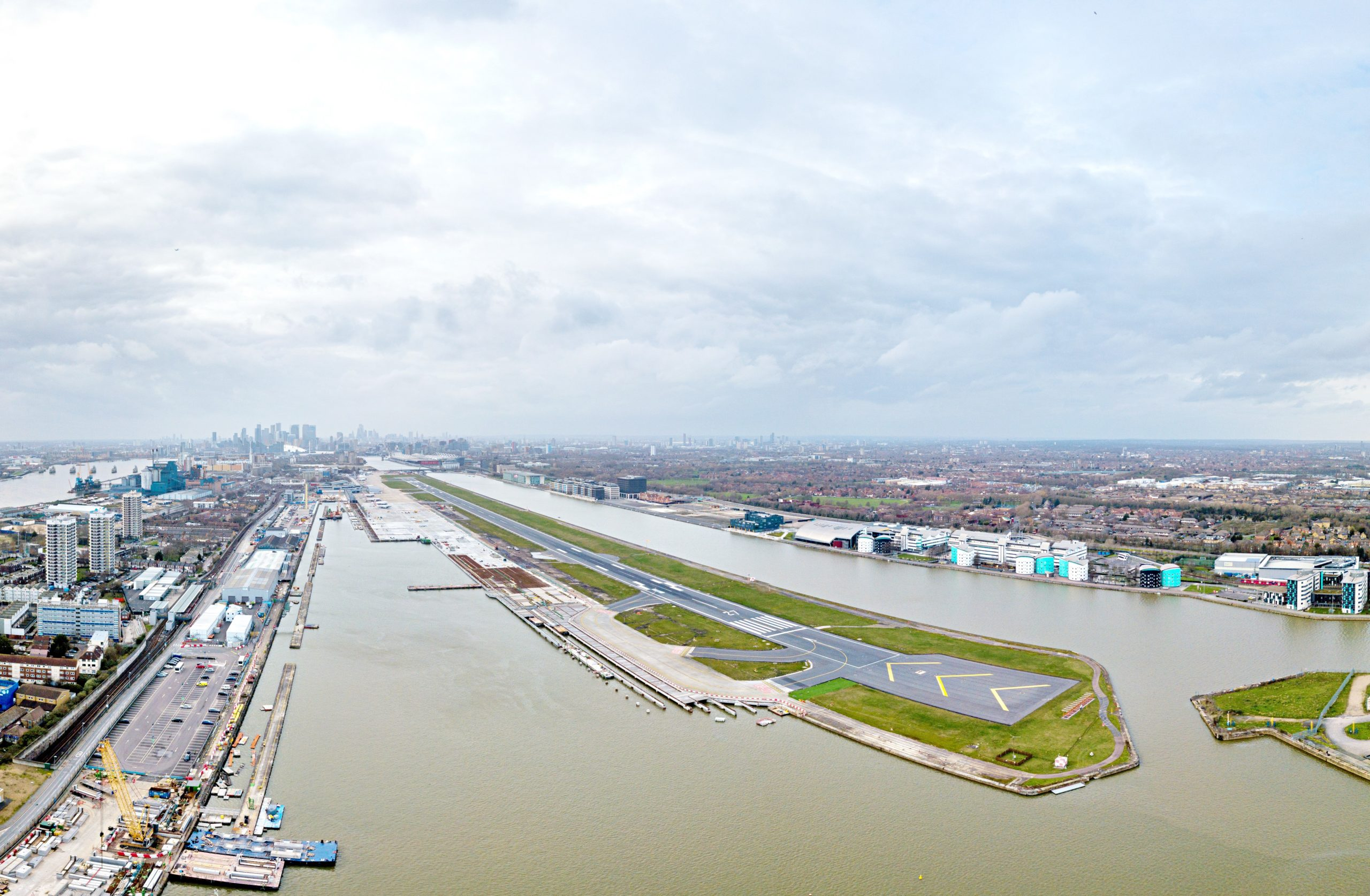 Domestic routes to resume as London City Airport gears up for the British summer