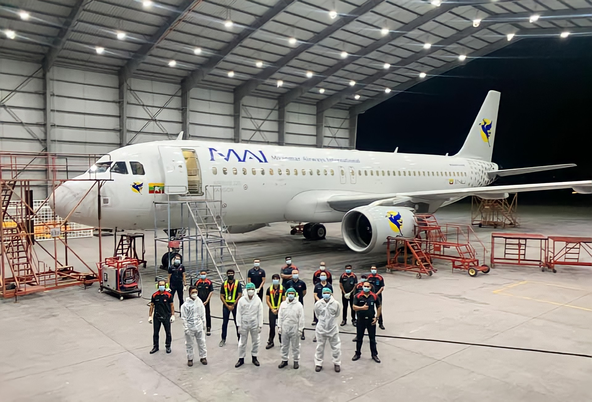 The future of aircraft maintenance arrives in Malaysia