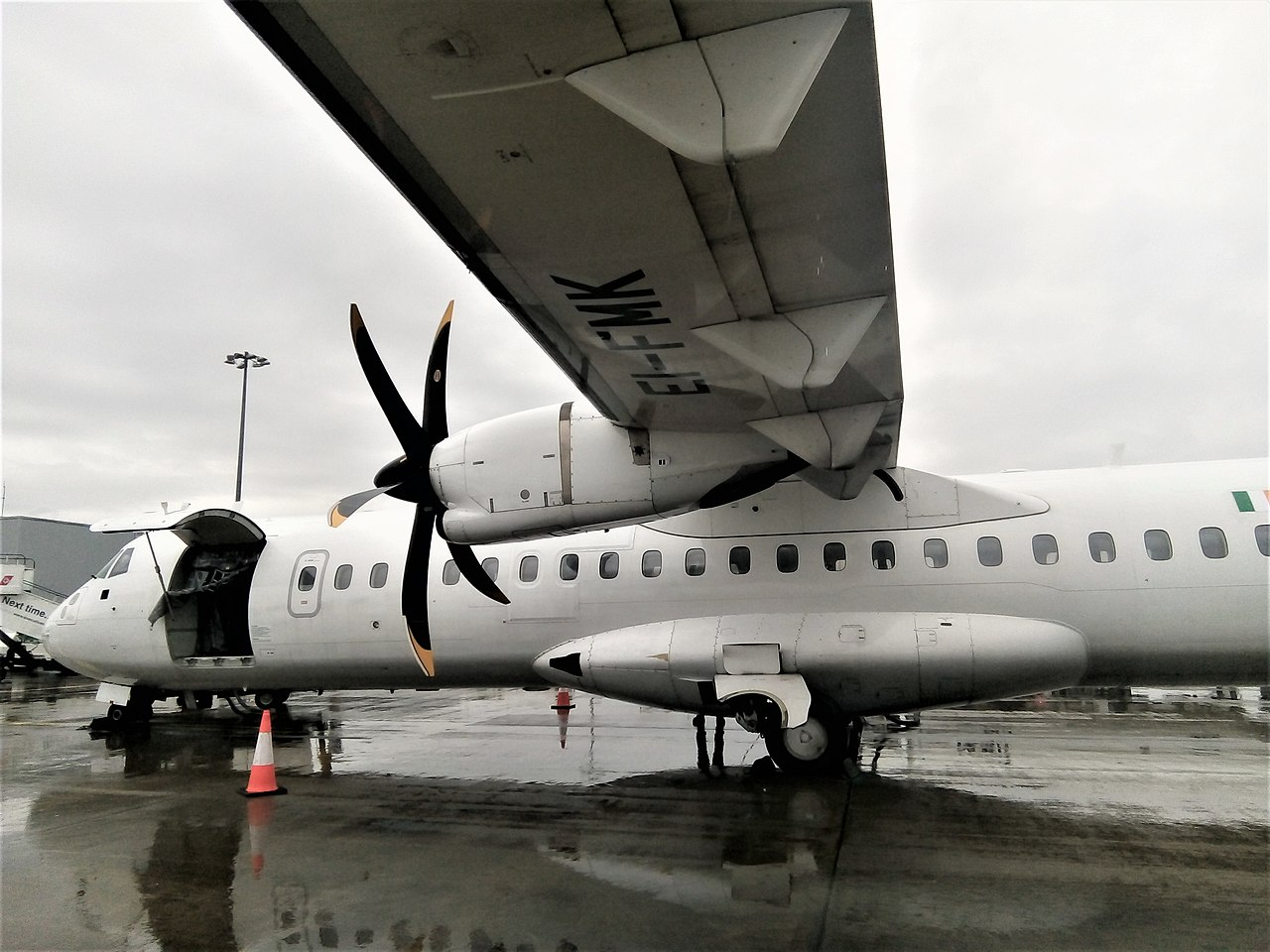 Stobart Air ceases trading