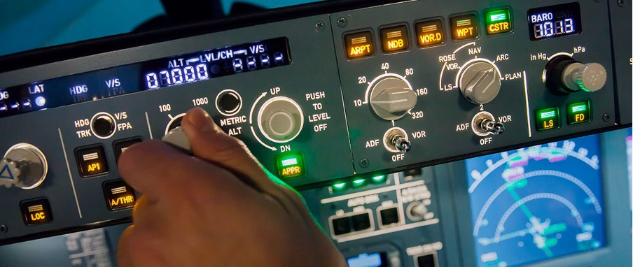 Certification within flight simulation
