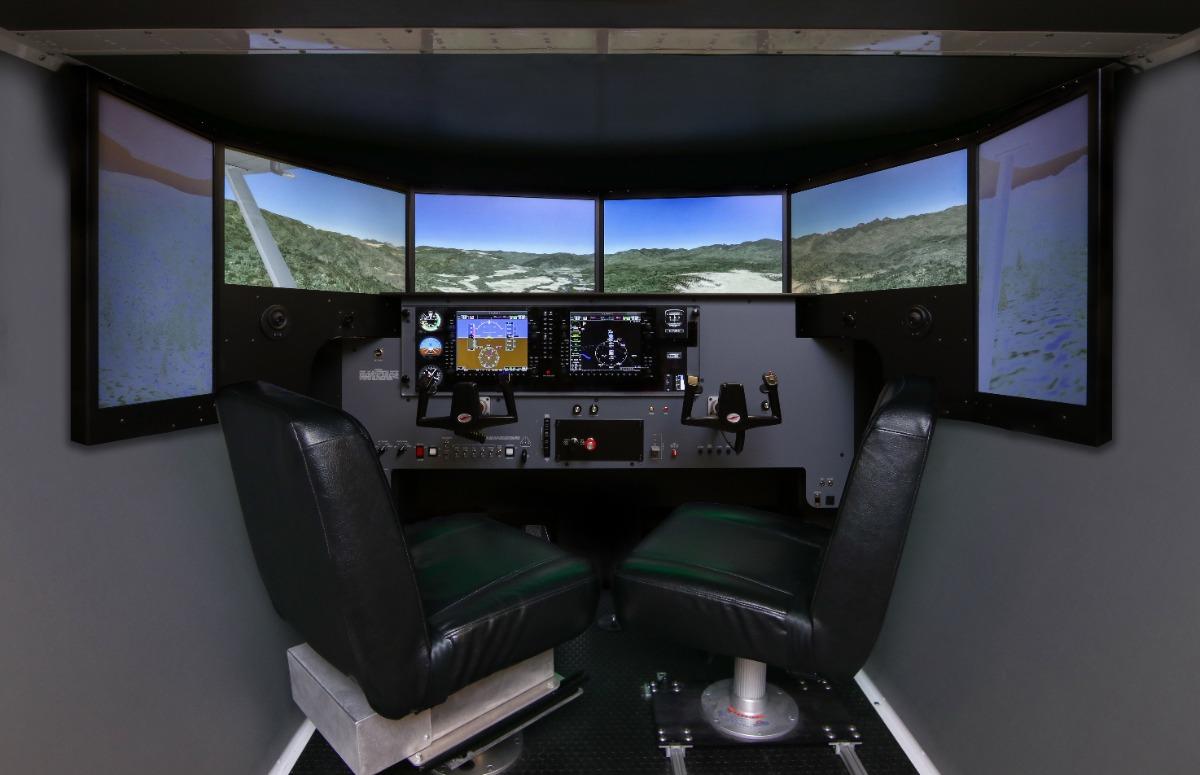 Skyborne Airline Academy acquires Redbird MCX training simulators