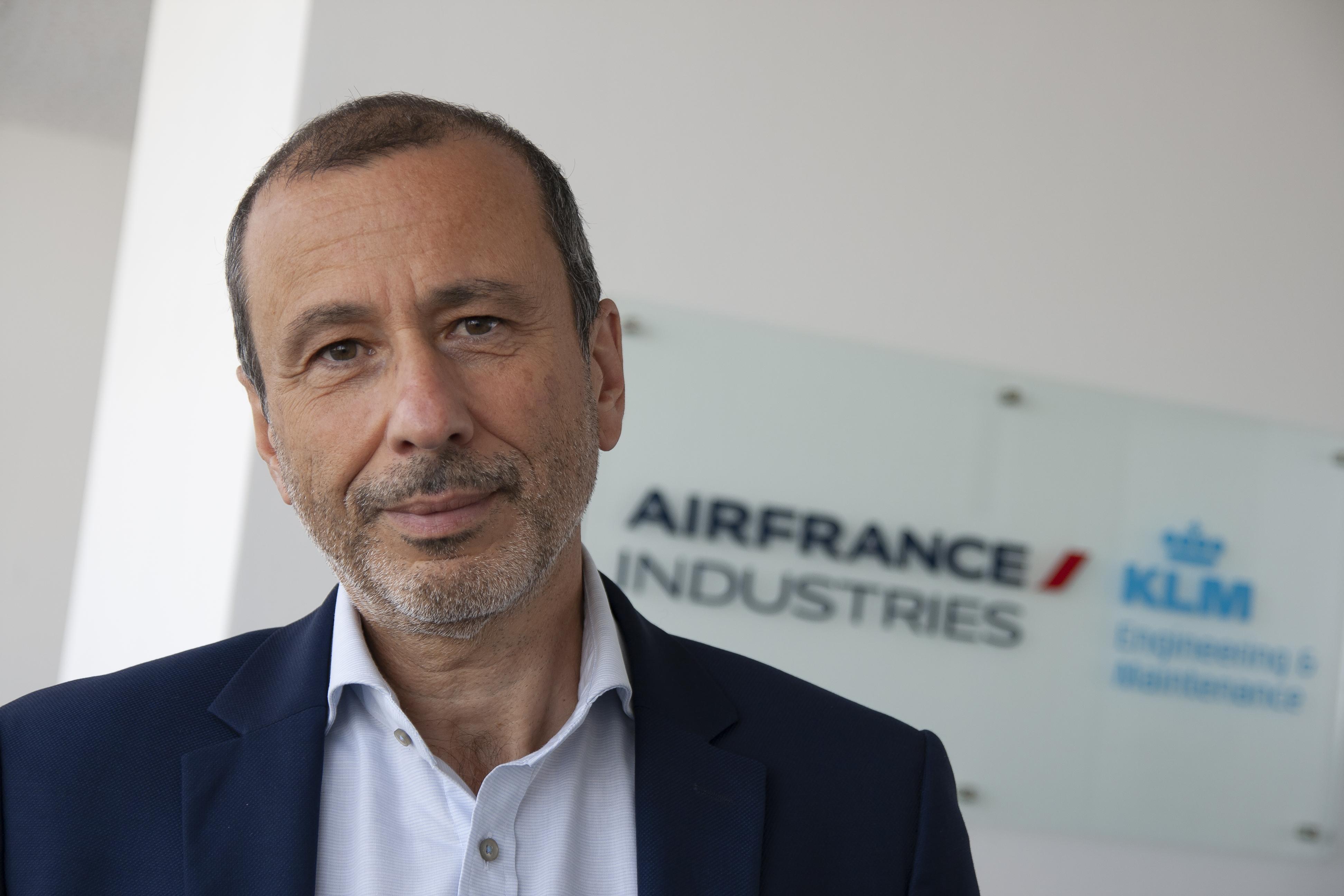 Pierre Teboul appointed AFI KLM E&M Senior Vice President Commercial