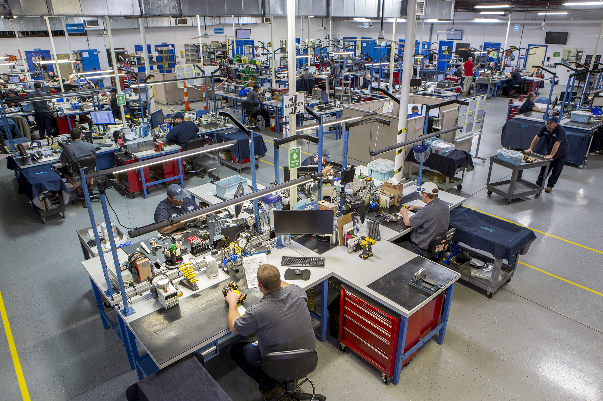 Fokker Services signs seven-year overhaul & repair agreement with Collins Aerospace