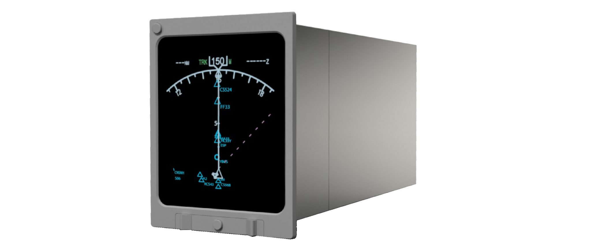 Thomas Global reveals new display solution for Bombardier CRJ Series and Pro Line 4 flight decks