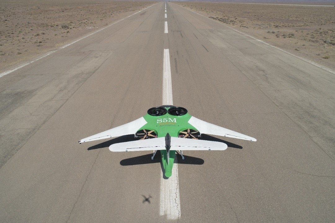 SAMAD Aerospace's electric Starling Cargo aircraft makes precious air cargo more sustainable