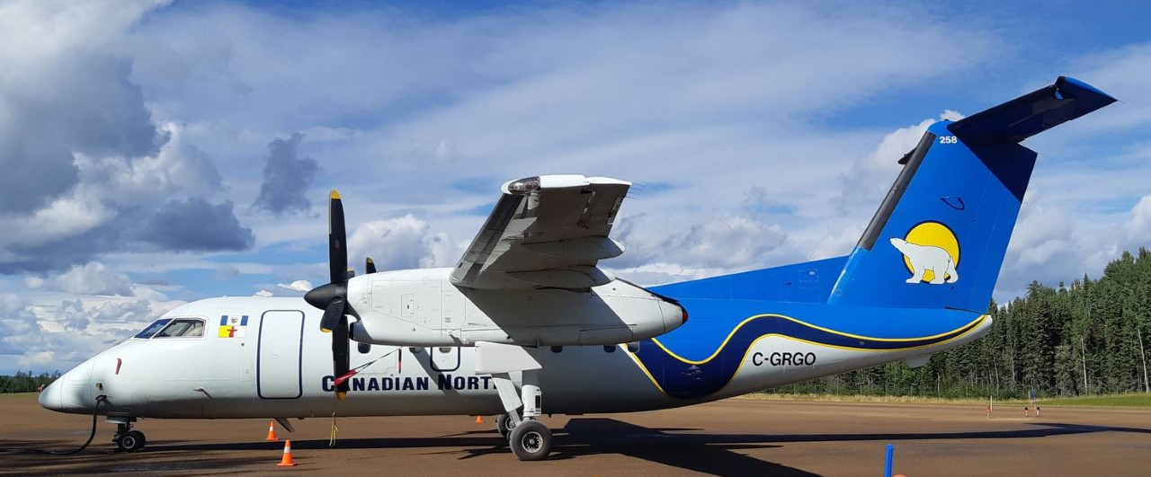 ACC Aviation successfully remarkets two Dash 8-100s