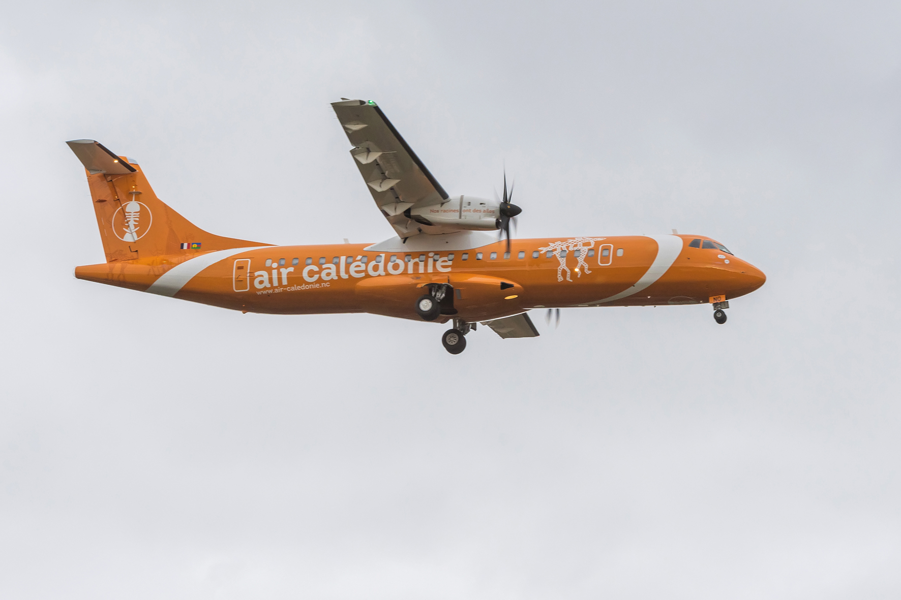 Air Calédonie signs five year GMA extension airline to extend coverage for its fleet of four ATR 72-600 aircraft