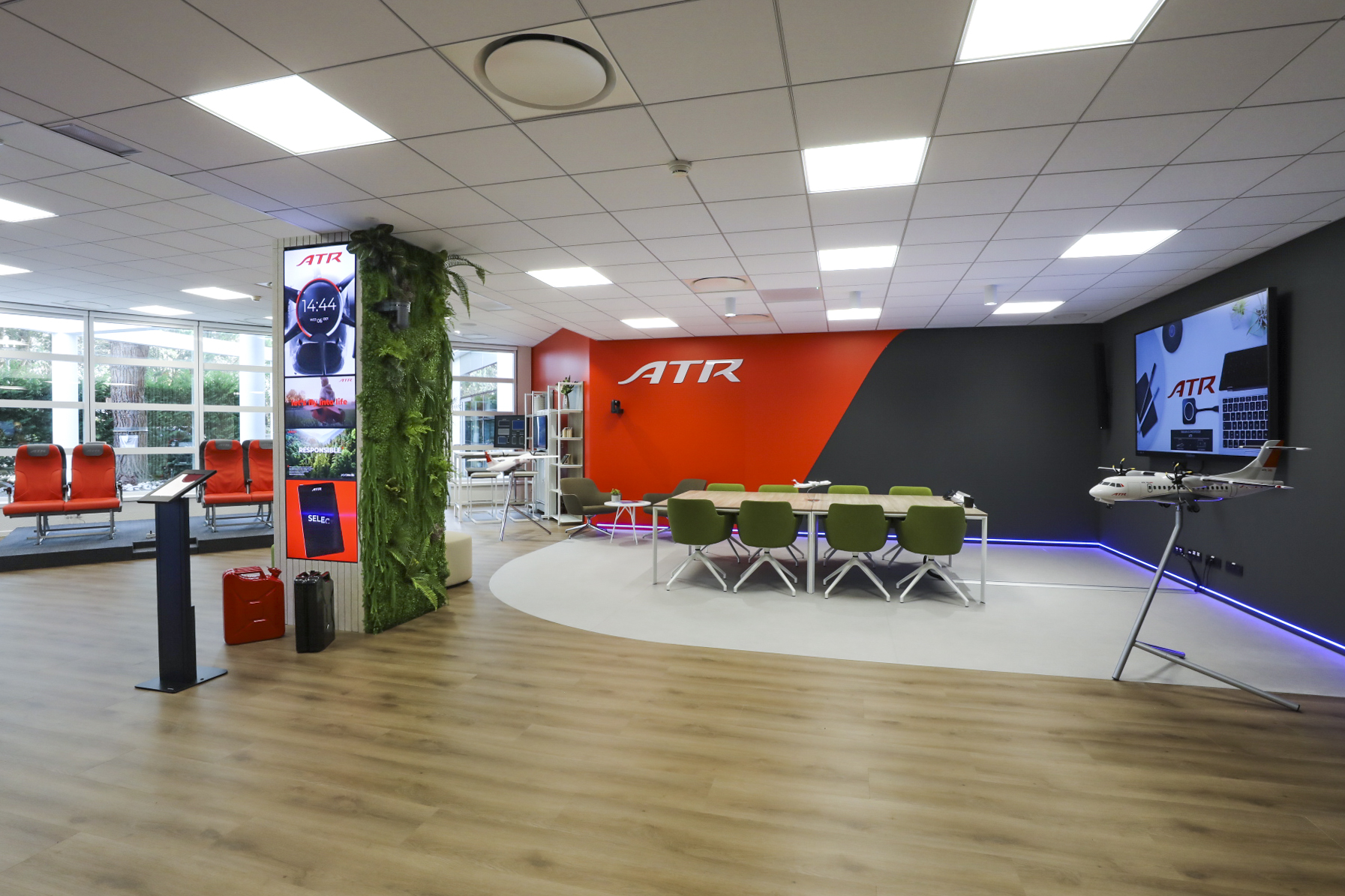 ATR inaugurates cutting-edge Customer Experience Studio