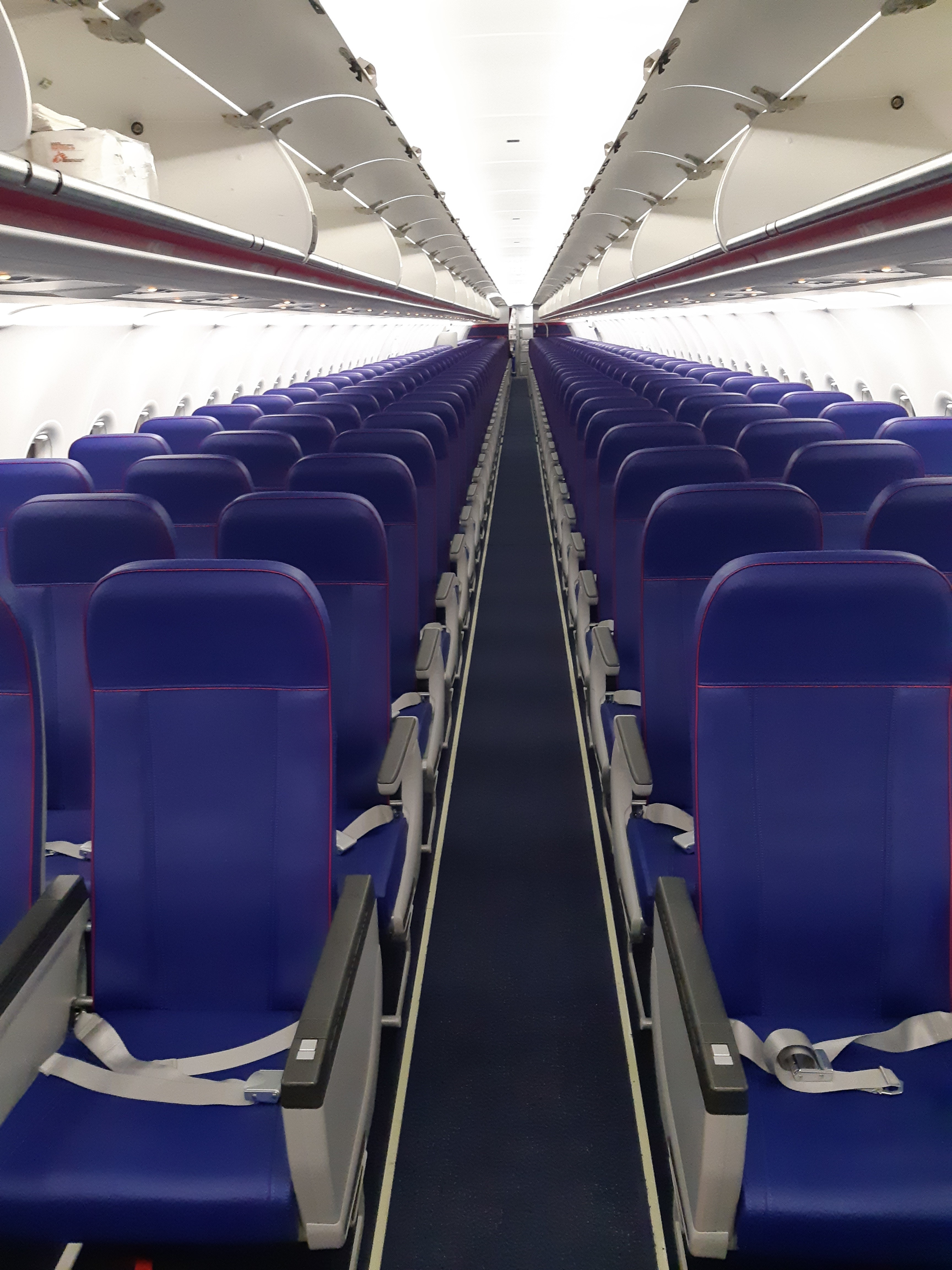 RECARO aircraft seating takes flight on Wizz Air's brand-new Airbus A321neo