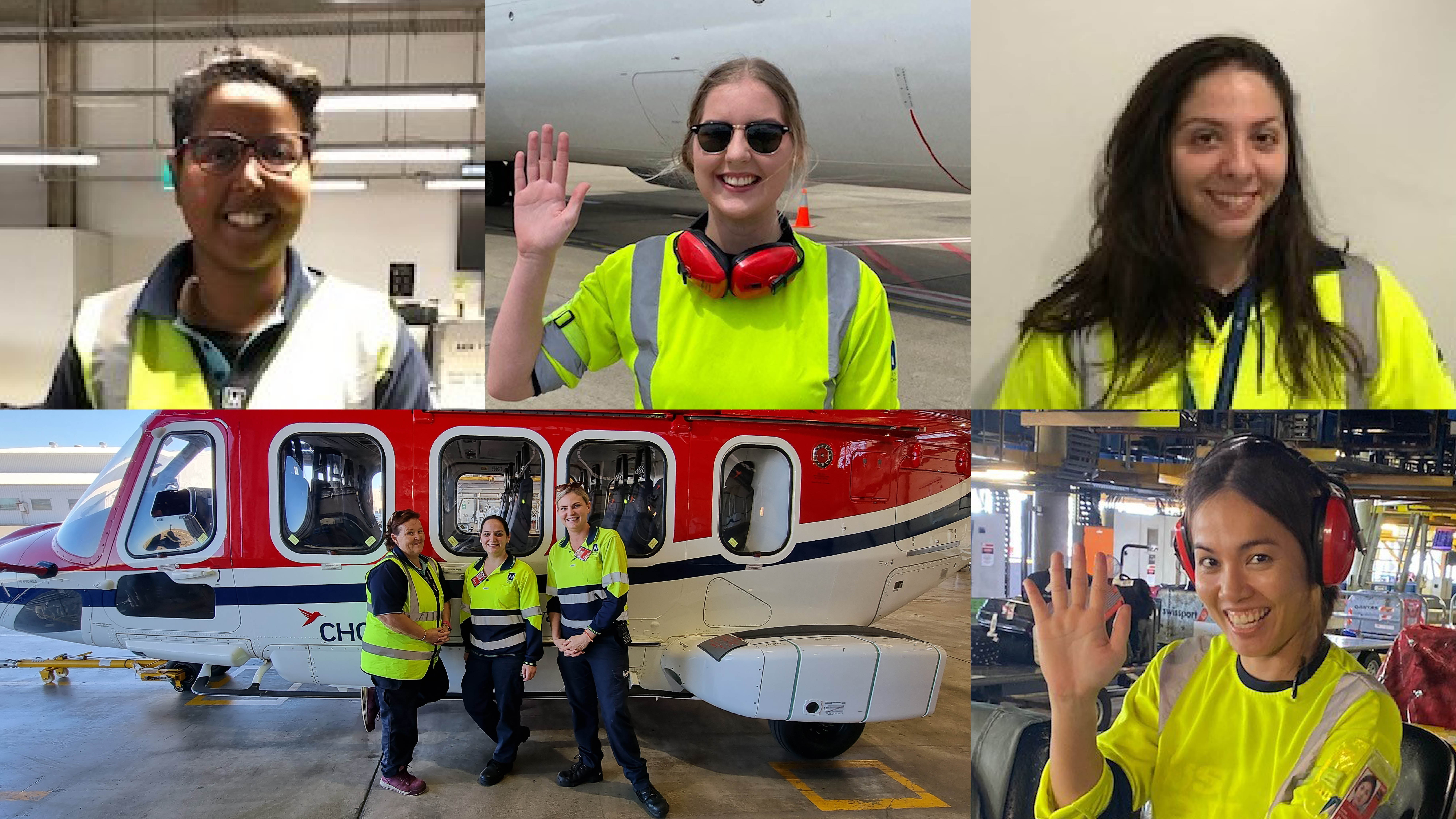 Menzies Aviation reinforces commitment to improving gender diversity